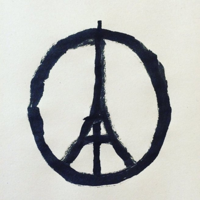 Peace for Paris.