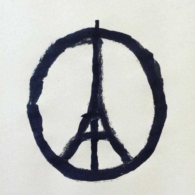 Peace for Paris.