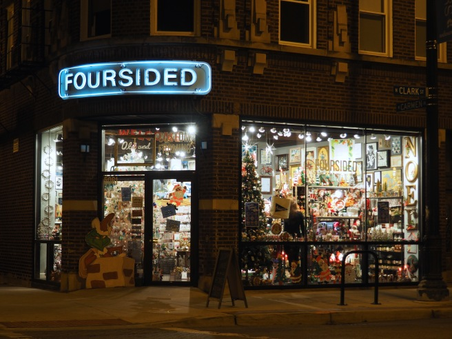 Look at this glowing storefront! How can you even resist a look around?