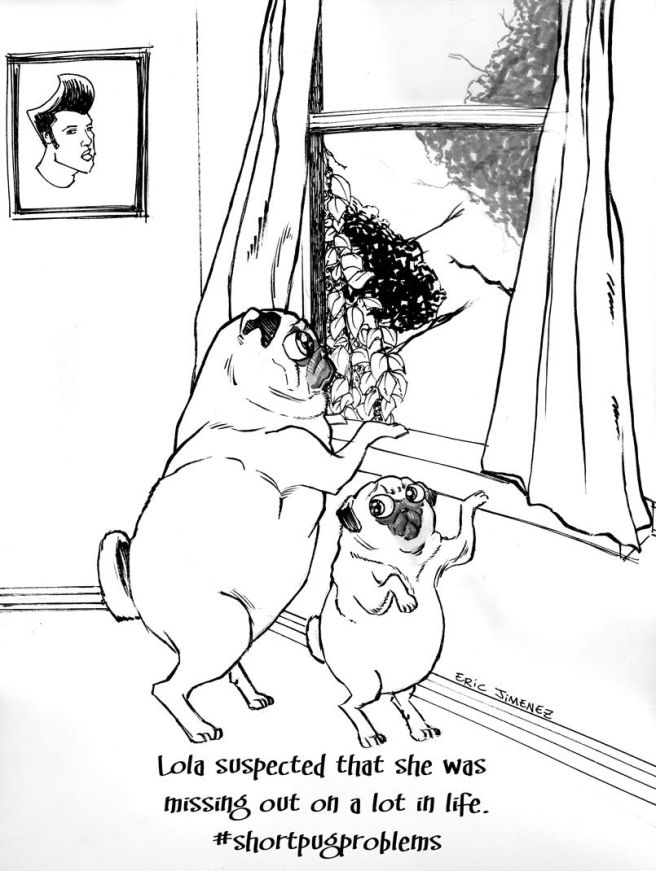 pug pugcentric comic