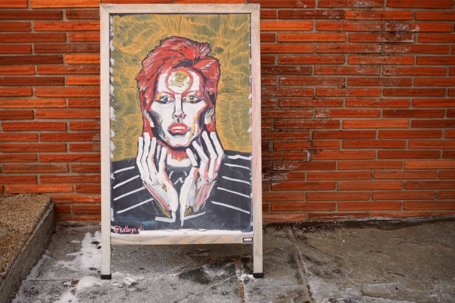 David Bowie: The Collective Grief of A Very Public Loss//List Maker Picture Taker
