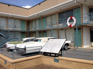 National Civil Rights Museum//Lorraine Motel//List Maker Picture Taker